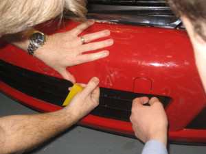 Paint Protection Film Installation firstcut film quality window tinting and blinds sarasota fl