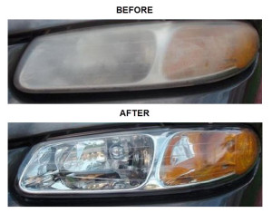 quality-window-tinting-before-after-headlight-restoration-sarasota-florida